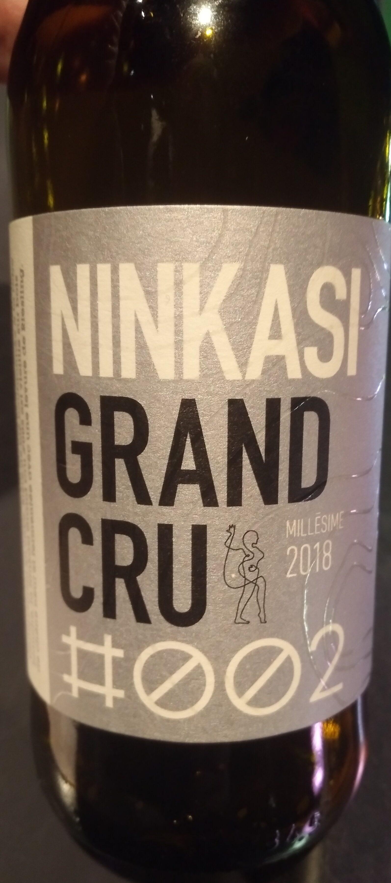 Grand Cru #002 - Produit