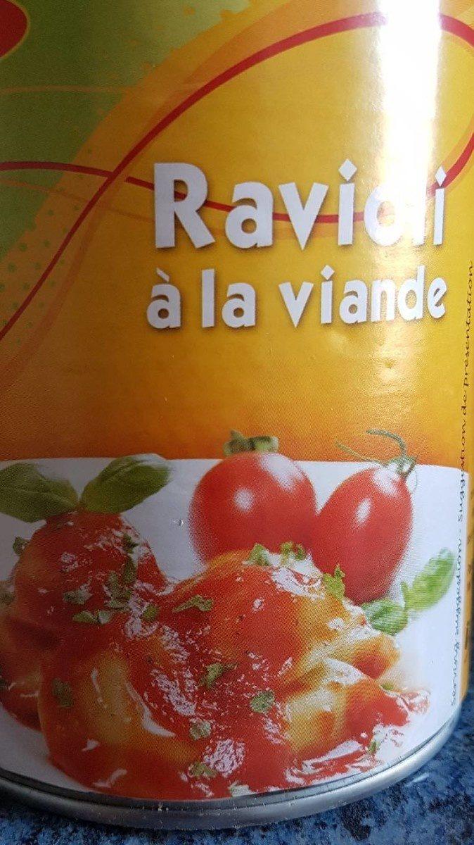 Ravioli A La Viande MS - Produit