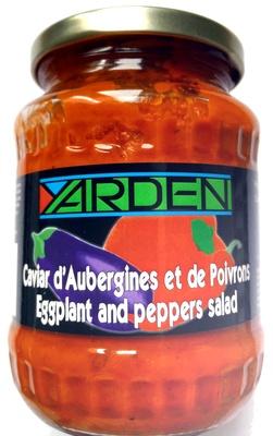 Caviar d'Aubergines et de Poivrons - Product