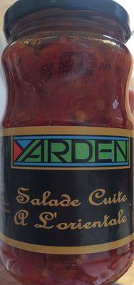 Yarden Salade Cuite Orientale 370G - Produit