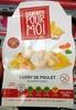 Curry de Poulet - Product