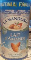 Lait d'Amande - Produit