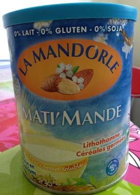 Mati'Mande - Produit - fr