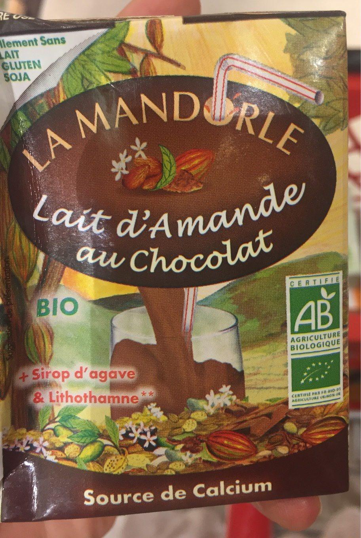 Lait D'amande Chocolat - Produit