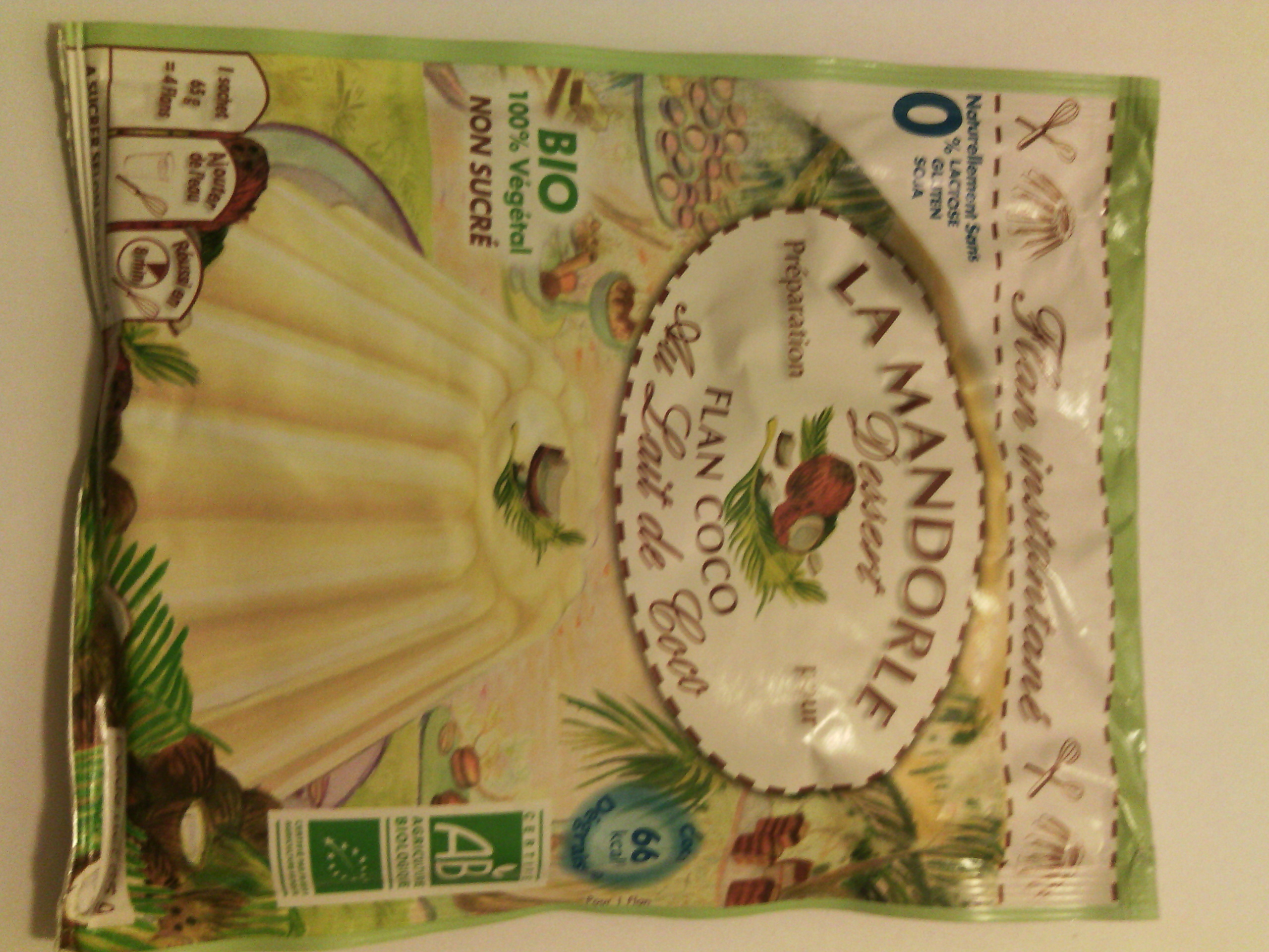 Flan coco - Product