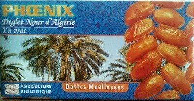 Dattes moelleuses deglet noir d'Algérie - Product