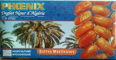 Dattes moelleuses - Product - fr