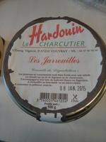 Les jarrouilles - Produit