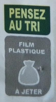 Pommesde terre grenaille - Istruzioni per il riciclaggio e/o informazioni sull'imballaggio - fr