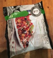 Ratatouille Bio cuisinée à l'huile d'olive et basilic - Product - fr