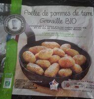Poêlé de pommes de terre grenaille bio - Product - fr