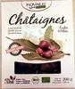 Châtaignes Cuites & Pelées - Produkt