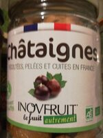 Châtaignes - Produit - fr