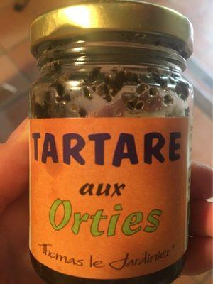 Tartare aux orties - Produit - fr