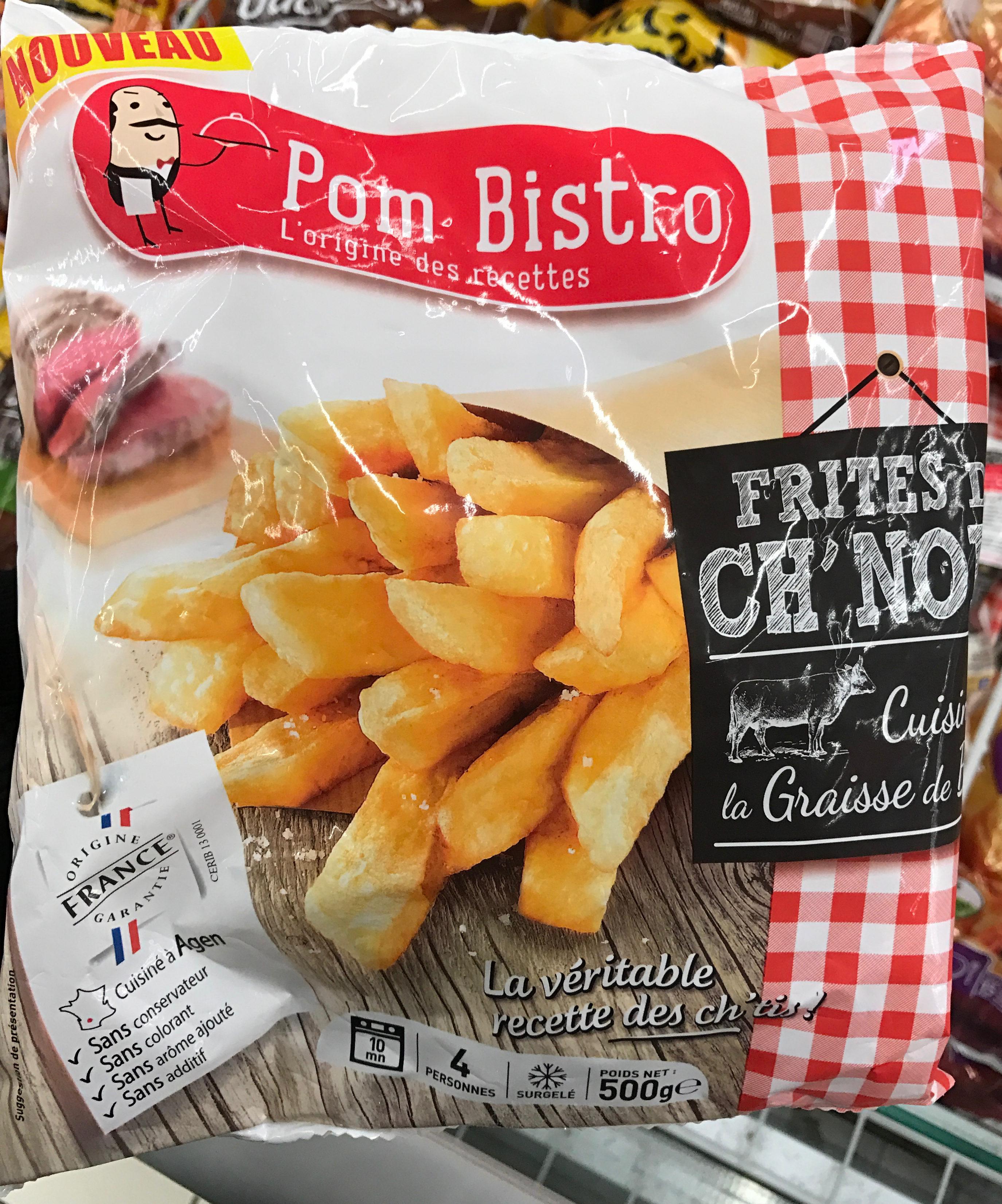 Frites du Ch'Nord - Produit - fr