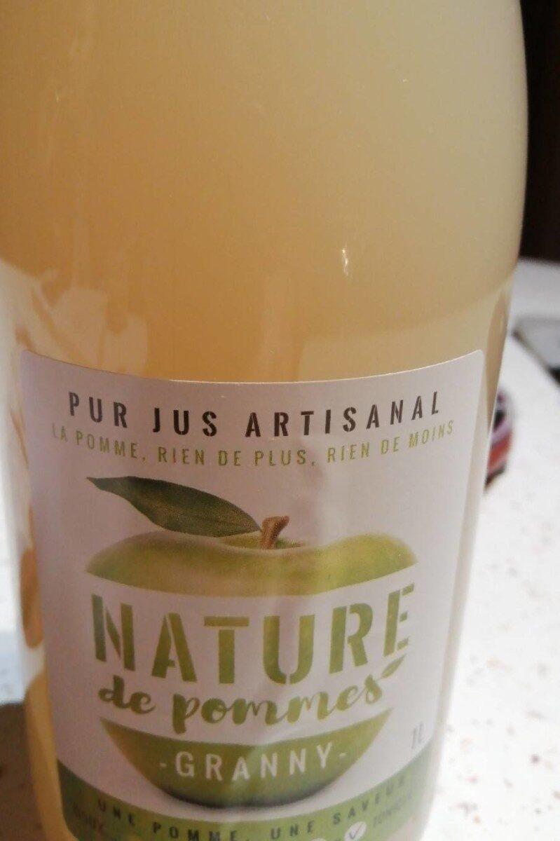 100% Jus de pommes Granny - Produit - fr