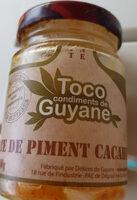 Pâte De Piment Cacahuète Toco - Produit - fr