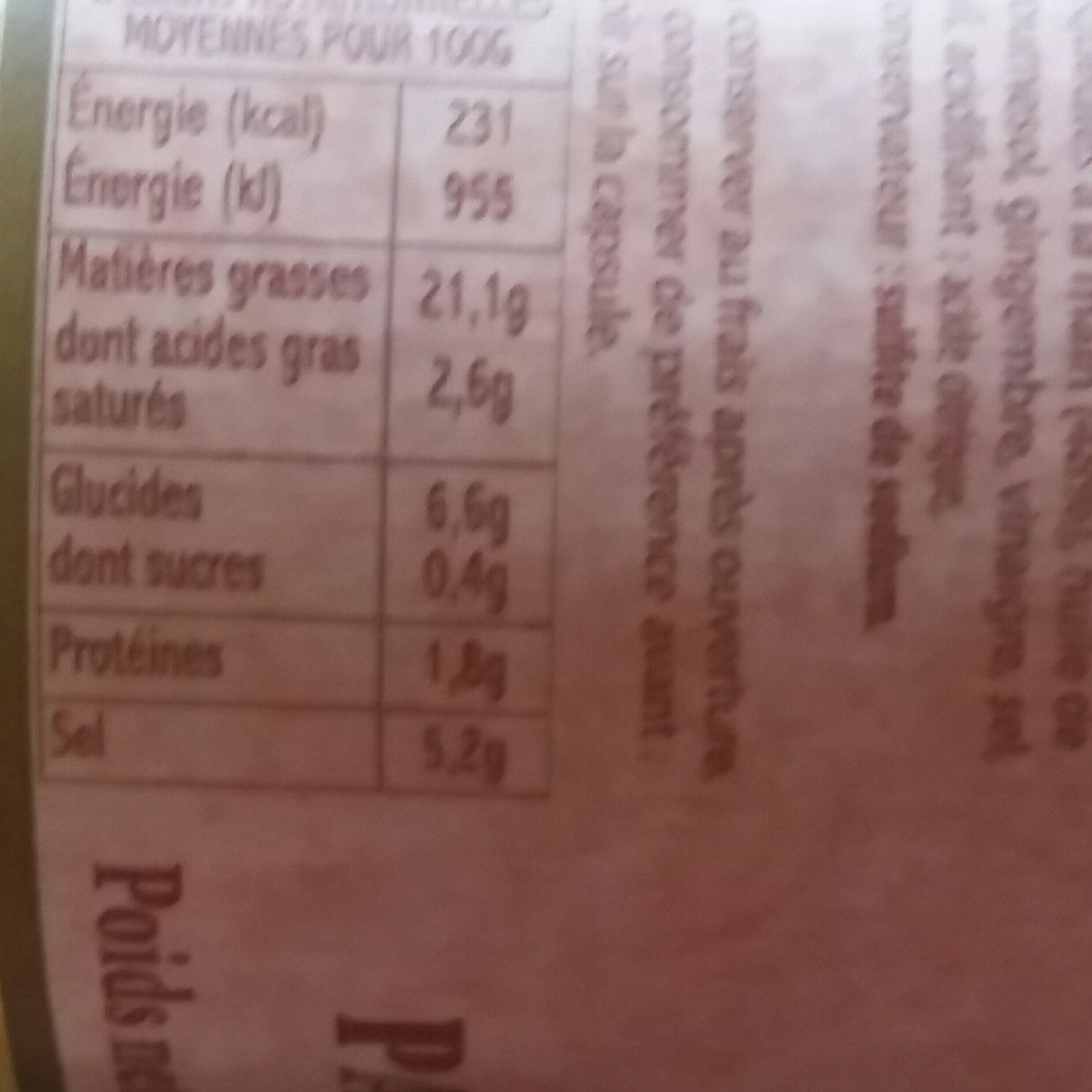 Pâte De Piment Végétarien Toco - Product