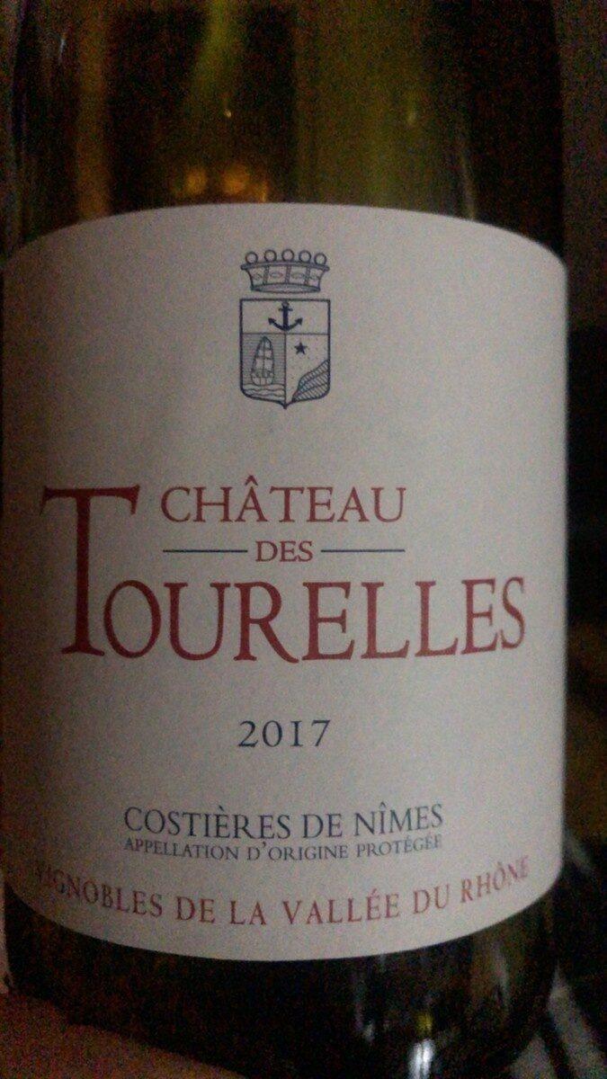Chateau des Tourelles - Produit - fr
