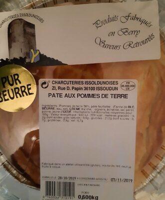 Pâté aux pommes  de terre - Produit
