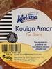 Kouign amann pur beurre - Product