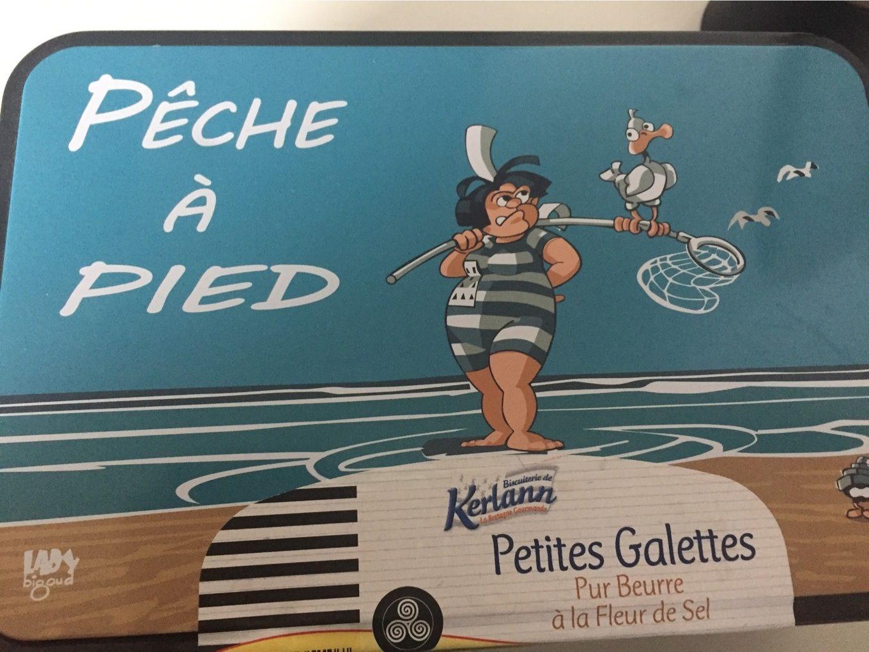 Petites Galettes bretonnes - Product