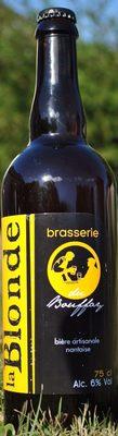 Biere blonde du Pays Nantais BOUFFAY, 5.5° - Product