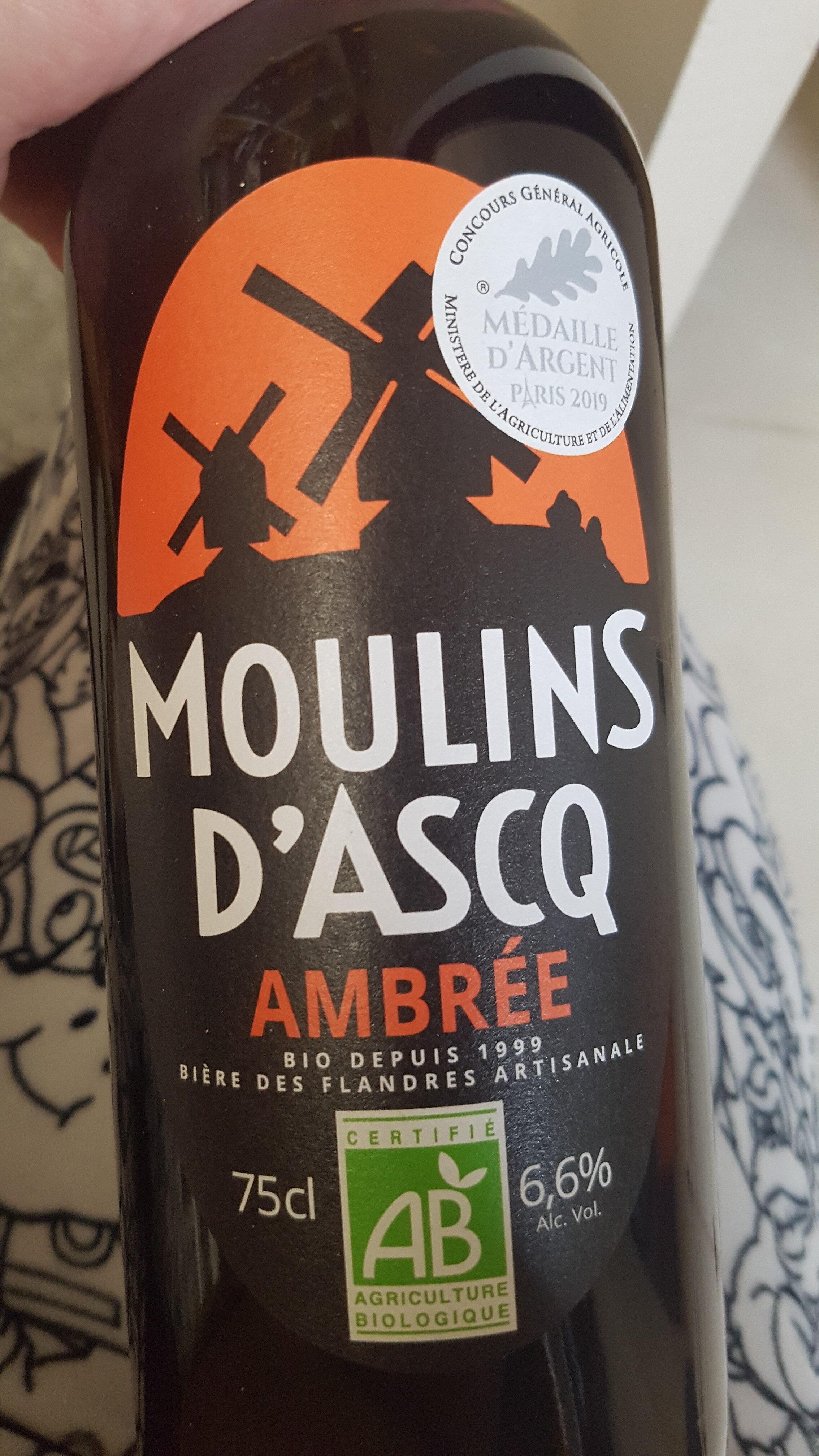 Biere Ambree - Produit - fr