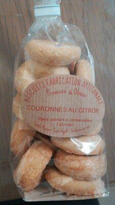 Couronnes au citron - Produkt - fr