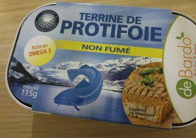 Terrine de Protifoie - Product
