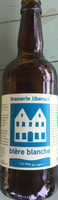 Biere blanche UBERACH, 4.8° - Product - fr