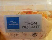 Tartinable thon piquant - Produit - fr
