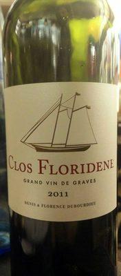 Grand vin de Graves 2011 - Product - fr