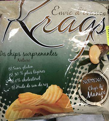 Chips de Manioc Nature - Produit