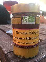 Moutarde biologique - Produit - fr