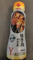 Sauce yakitori - Produit - fr