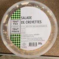 Salade de crevettes - Produit