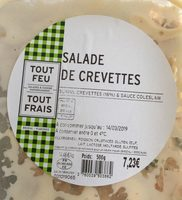 Salade de crevettes - Prodotto - fr