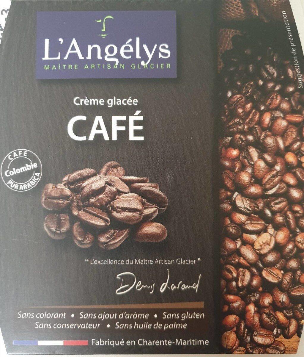 750ML Sorbet Cafe Angelys - Produit - fr