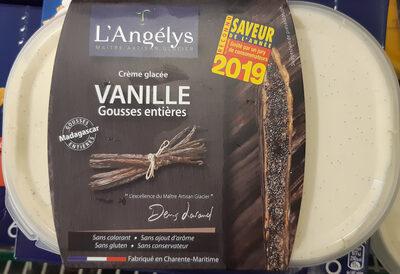 Crème glacée Vanille - Product