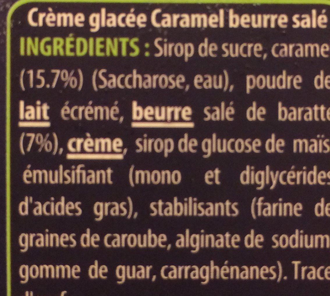 glace caramel beurre sal l angelys 250 ml 150 g. Black Bedroom Furniture Sets. Home Design Ideas
