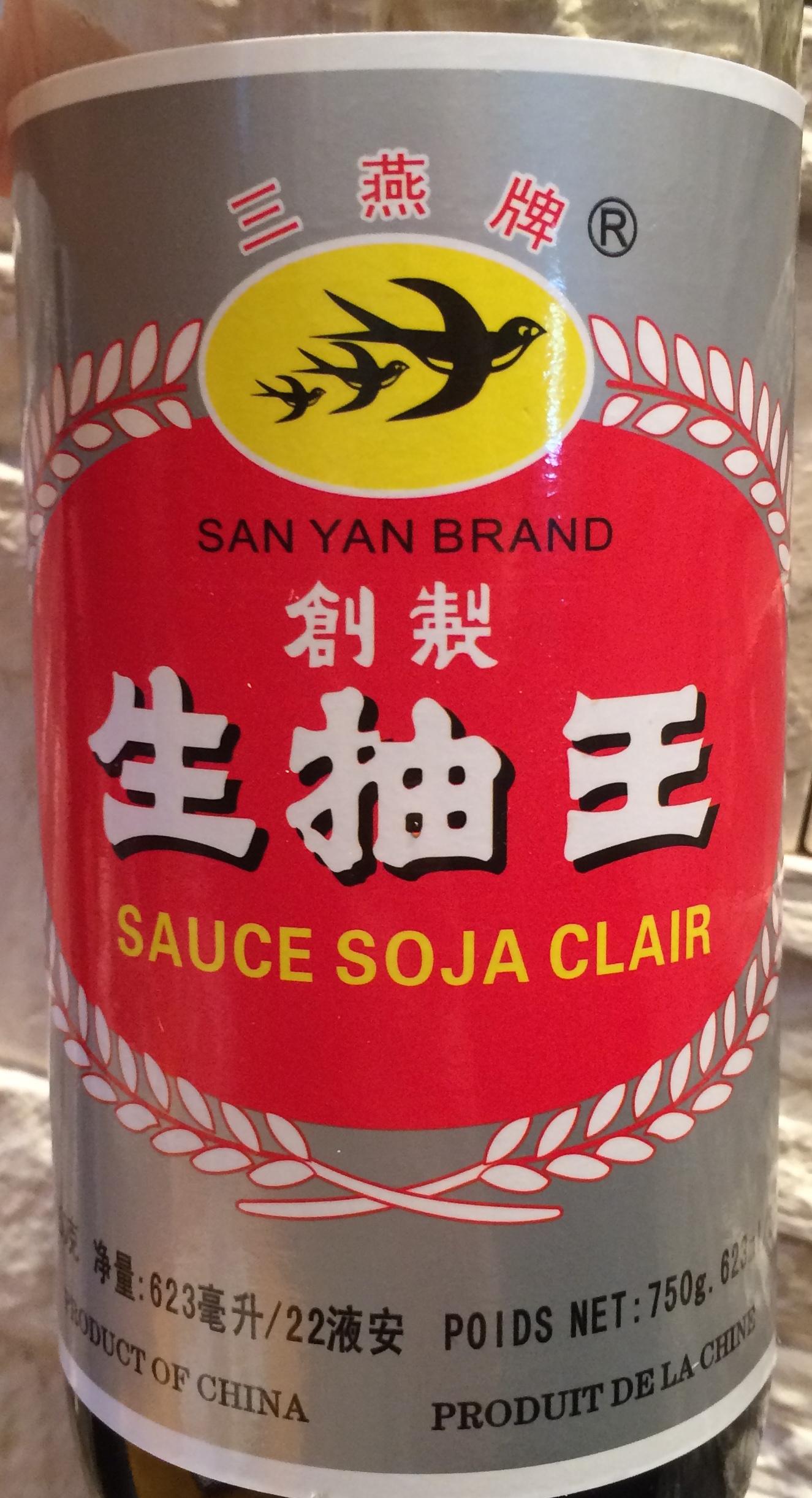 Light Soy Bean - Product - fr