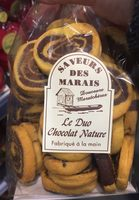 Le Duo Chocolat Nature - Product