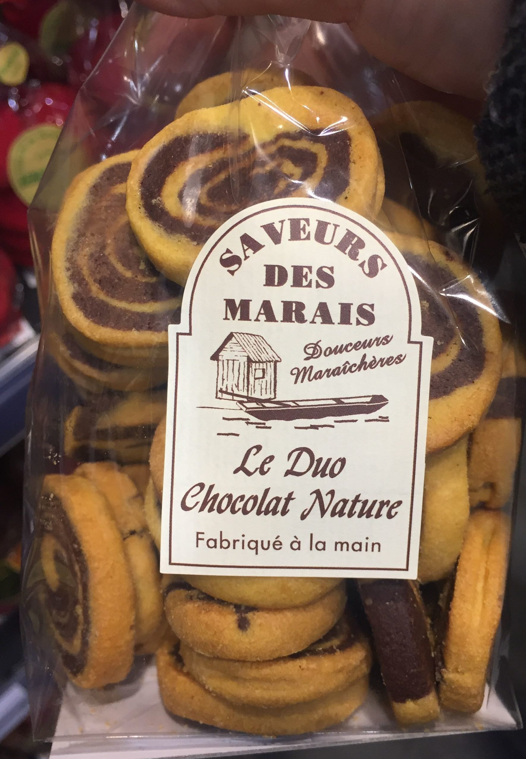 Le Duo Chocolat Nature - Producto