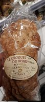 Le Croquet'on du Berry'chon Noix - Produit