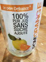 Pom'orange - Produit - fr