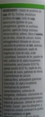 Croc'amour - Ingredients - fr