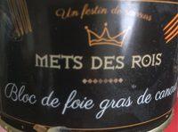Bloc Foie Gras De canard - Product - fr