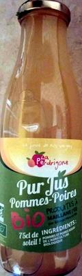 Pur Jus Pommes-Poires Bio - Prodotto - fr