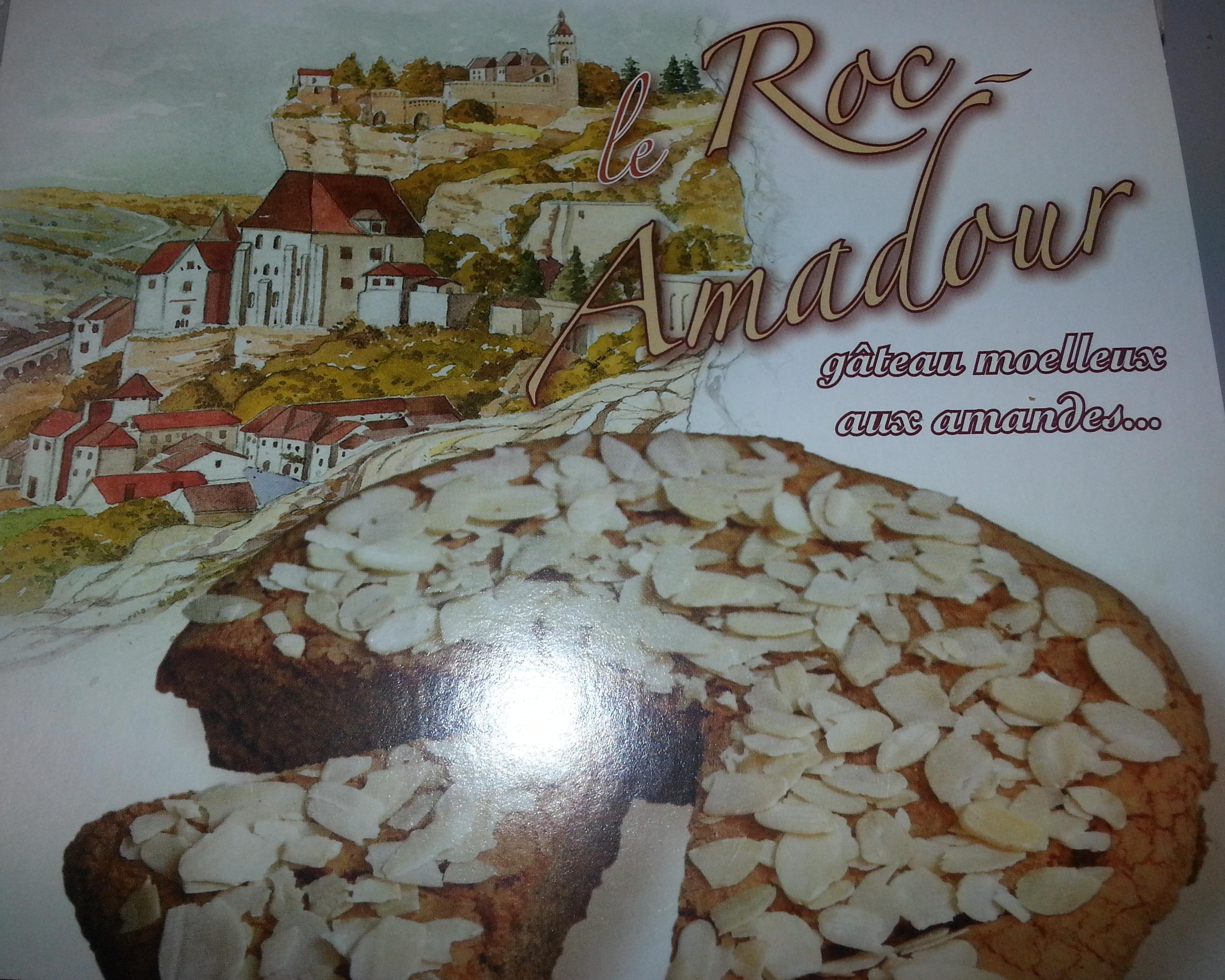 Gâteau moelleux aux amandes - Product